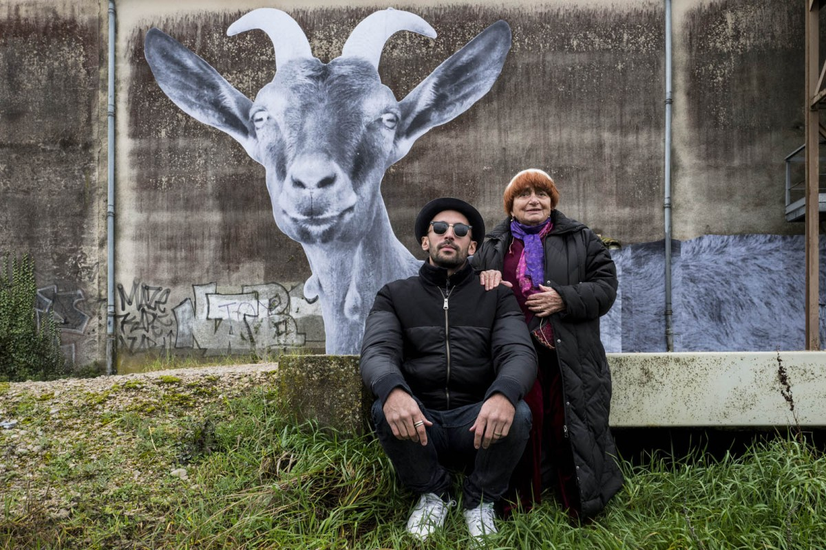 Cannes Film Festival Review: Agnès Varda and JR's 'Visages, villages'